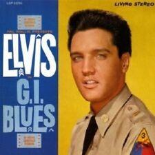 Elvis Presley G.i. Blues Remastered Vinyl LP