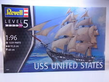 LOT 47021 | Revell 05606 USS United States 1:96 Bausatz NEU in OVP