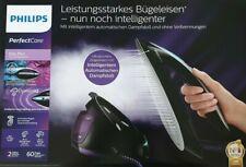 Philips GC9675/80 2700W PerfectCare Elite Dampfbügelstation - Schwarz/Violett
