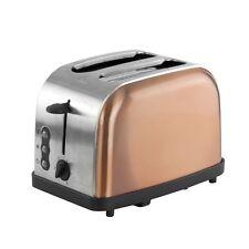 2 slot fetta Larga Legacy Tostapane Toast Scongelamento Riscaldamento successivo annullare Vassoio Crema 900W