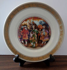 1975 Royal Copenhagen Hans Christian Andersen Plate - The Emperor's New Clothes