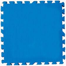 Bestway 58220 cf 8 pz tappetino tappeto sottopiscina piscina in polietilene 50x5