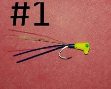 crappie jigs 50pcs (You choose which color combination you would like)