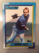 1990 Topps George Brett Kansas City Royals #60 Baseball Card