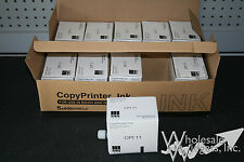 10 Black Inks Compatible With Ricoh HQ-40 893188 HQ CPI11 DX4542 JP4500 HQ40