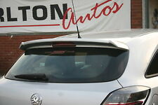 Vauxhall Opel Astra H Mk5 3dr IRMSCHER POSTERIORE BOOT SPOILER / PARAFANGO 2004-2010 - NUOVO!