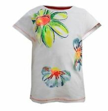 Baby Girls' Floral T-Shirts 0-24 Months