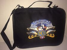 TRADING BOOK FOR DISNEY PINS DCL CRUISE LINE MICKEY LOGO SHIPS LRG/MED PIN BAG