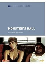 MONSTERS BALL DVD GROSSE KINOMOMENTE EDITION NEU