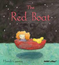 The Red Boat (Child's Play Library) by Hannah Cumming | Paperback Book | 9781846