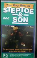 The Very Best Of Steptoe & Son BBC VHS