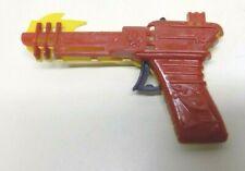 Vintage 1950's Plastic Toy Space Ray Gun -  Clicker Pistol - Palmer Plastics