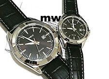 CASIO DATE ANALOG LEATHER DRESS COUPLE LOVER PAIR WATCH MTP/ LTP-1308L-1A GIFT