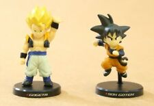 "Dragon Ball Z Deformation mini Figure 2PCS Authentic 2"" Bandai Japan C354"