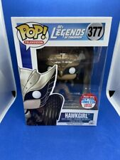 Funko Pop Vinyl Hawkgirl Figure. Nycc Exclusive. Legends Of Tomorrow 377