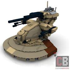 CUSTOM PDF Bauanleitung AAT Panzer für LEGO® Steine zB.STAR WARS™