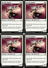 4x KOR SKY CLIMBER Oath of the Gatewatch MTG White Creature — Soldier Ally Com