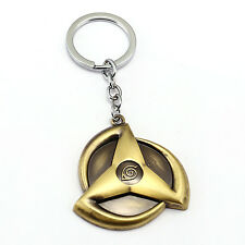 Metal Keychain of Naruto Round Eye Hatake Kakashi's Sign Fans' Collection