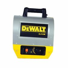 DEWALT DXH330 Electric Forced Air Construction Heater 240 VOLT