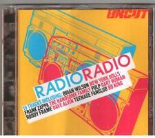 CD UNCUT 9 / 2002 RADIO RADIO No Bar Code Zappa BB King Brian Wilson Pulp