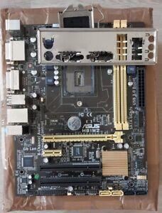 Asus H81M2 / Sockel LGA1150 für Intel Core i7 / i5 / i3 Micro ATX DDR3