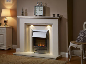 The New York Fireplace Surround