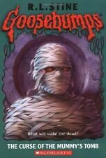 The Curse of the Mummy's Tomb (Goosebumps) By  R. L. Stine. 9780439568272