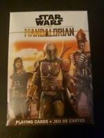 Star Wars Mandalorian Playing Cards [New ] Card Game