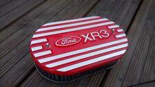 Ford  escort  XR3 alloy  k&n air filter top,for larger k&n, new