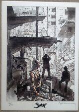 HERMANN - JEREMIAH : DESTRUCTION - Ex-Libris