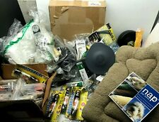 Mixed Lot Of 31 of Tools, Pet Supplies, Home Improvement, Health, Car Audio Part