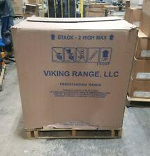 "New Viking Vgic53626Bss 5 Series 36"" Free Standing 6 Burner 5.1 Cu. Ft. Lp Range"