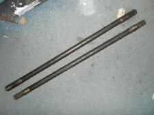 Dodge Brothers 1916 era Rear Axle Half shafts-(2) Good Cond -VINTAGE see descr