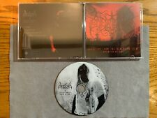 MELEK TAUS - EXPULSION FROM THE REALMS OF LIGHT- ENCIRCLED BY FIRE 1997 1PR NEW!