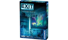 Exit The Polar Station Thames & Kosmos TAK 692865 Escape Room Card Game