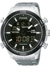 Pulsar Gents Chronograph Digital Analogue Watch - PW6003X1-PNP