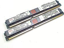 IBM 43X5052 8Go KIT (2X4gb) PC3-10600R DDR3 1333 MHz ECC Low Profil Module RAM
