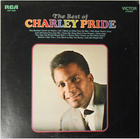 "Charley Pride / The Best Of [LP] (Vintage/Rare) Near Mint (NM); 12"" Vinyl, 1969"