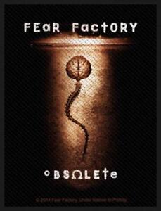Fear Factory - Obsolete Patch-Keine Indicazione #21674