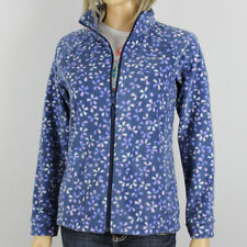 "New Columbia Girls ""Benton Springs"" Full Zip Printed Fleece Jacket Sweaters"