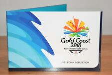2018 Australia Gold Coast Commonwealth Games 7 Coin Collection Set