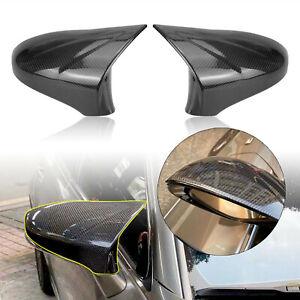Carbon Fiber Mirror Cap Cover For Lexus IS RC 200 300 350 RC F SPORT 2014-2019 S
