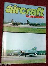 Aircraft Illustrated 1977 March Mount Cook,NATO Twenthe,HS125,B-24 Liberator