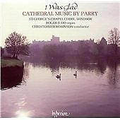 Parry: Songs of Farewell & Jerusalem, , Very Good CD