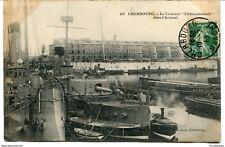 """CPA-Carte postale-France - Cherbourg - Le Croiseur """" Châteaurenault""""  1913"""