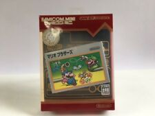 Nintendo game Boy Advance Famicom Mini GBA Mario Bros Japan JP z3065