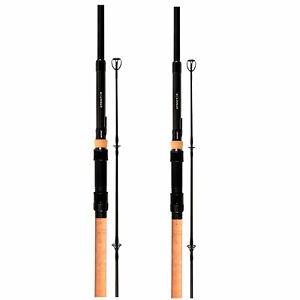 Sonik Xtractor 10ft 3.5lb T.C Cork Handle Carp Rod -Set of 2- *New 2019*