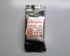 Lexmark 35 color 35xl x5070 x5075 x5250 x5270 x5470 x5490 z845 z1300 z1310 O.V.