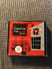 The Firehouse Five Plus Two Story by The Firehouse Five Plus Two (CD, Dec-1991,