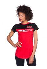 Official Jorge Lorenzo Ducati Corse Woman's T-Shirt  - 17 36016